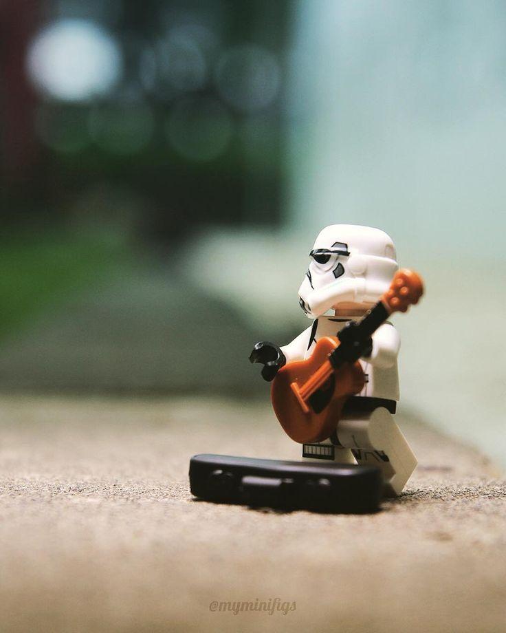 #StormtrooperSaturday