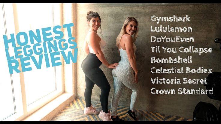 HONEST LEGGING REVIEW | Gymshark, Celestial Bodiez, Til You Collapse, Lu...