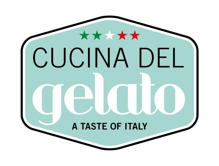 Logo design - Cucina del Gelato
