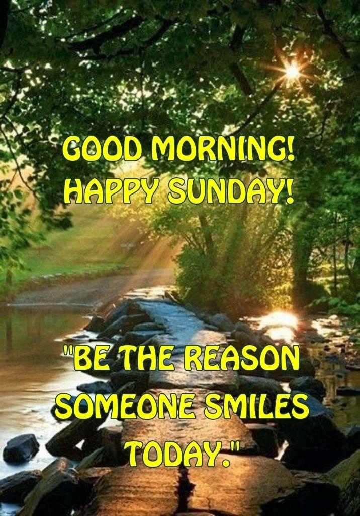 Happy Sunday Inspirations