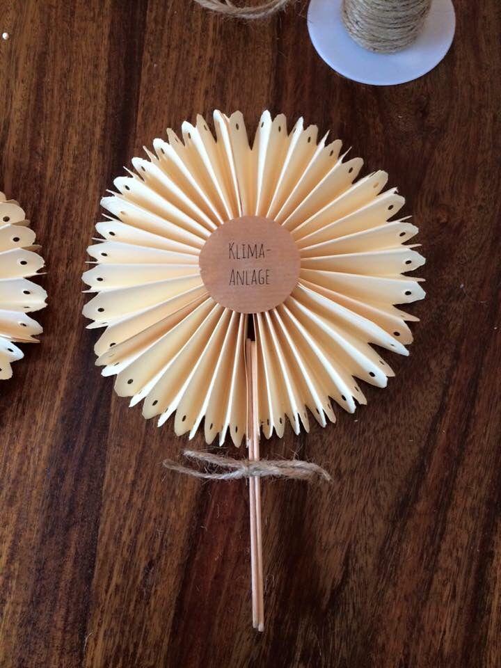 Klimaanlage Fächer Wedding Hochzeit Natur
