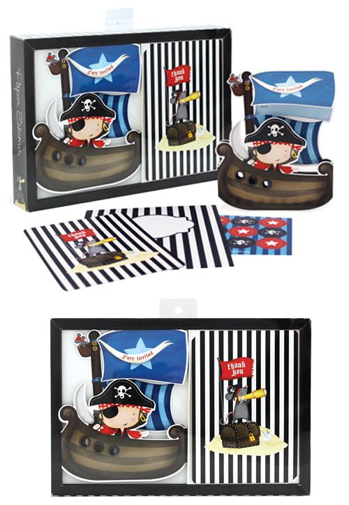 Pirate Party invitations available at www.hootinvitations.com.au  #pirateparty  #pirateinvitations  #piratetheme