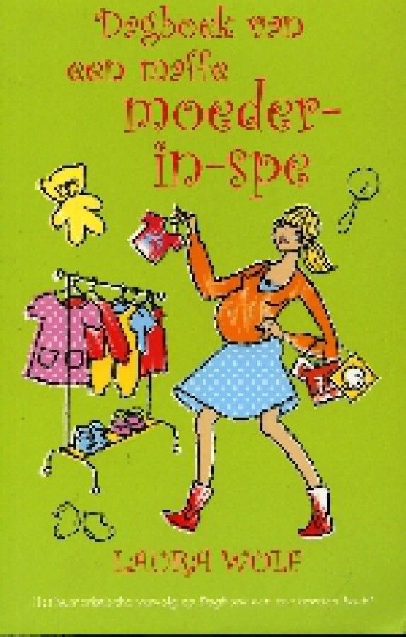 Laura Wolf - Dagboek van een maffe moeder in-spe (2004). Wat komt er na de bruiloft? Misselijkheid en gezwollen enkels? Dagboek van een maffe moeder-in-spe is het vrolijke vervolg op Dagboek van een bezeten bruid. Amy is inmiddels getrouwd en nu wil ze een baby! Maar zwanger raken lukt niet meteen, dus worden alle middelen ingezet. Haar bruiloft maakte van haar al een bezeten bruid en de gekte slaat toe als ze zwanger probeert te raken, dus wat zal er dan wel niet gebeuren als de uitslag van…