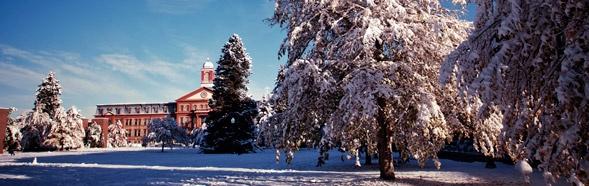 Regis University Campus; Denver, CO