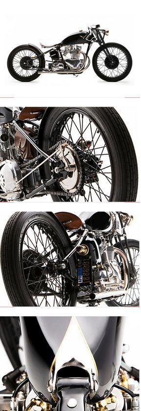FALCON BULLET MOTORCYCLE