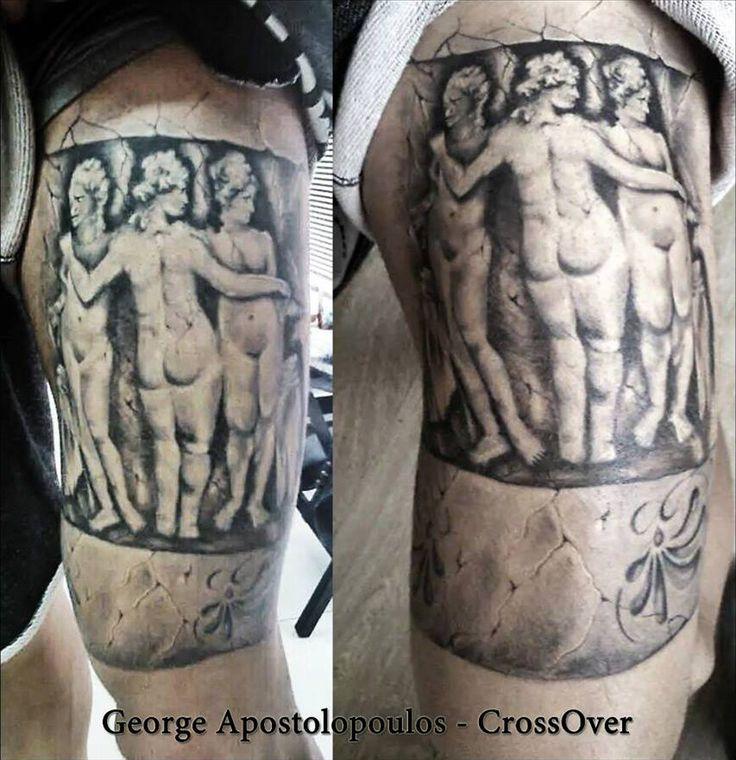 #CrossOver #Tattoo #Piercing #Patra