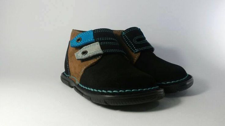 Shoe for a 1/2 year old. Designed on internship