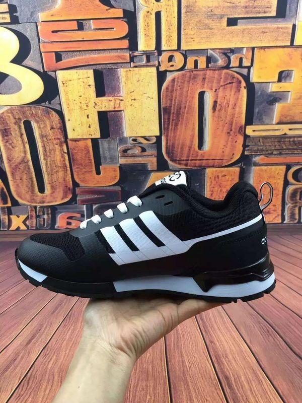 Adidas Neo Homme Noir Blanc