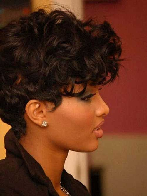 short hair curly styles 10 weave hairstyles for black 2465 | 03e22696a82aaeb60f07a434b957b16d