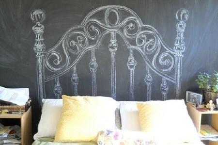 5 idee originali per decorare una testata del letto