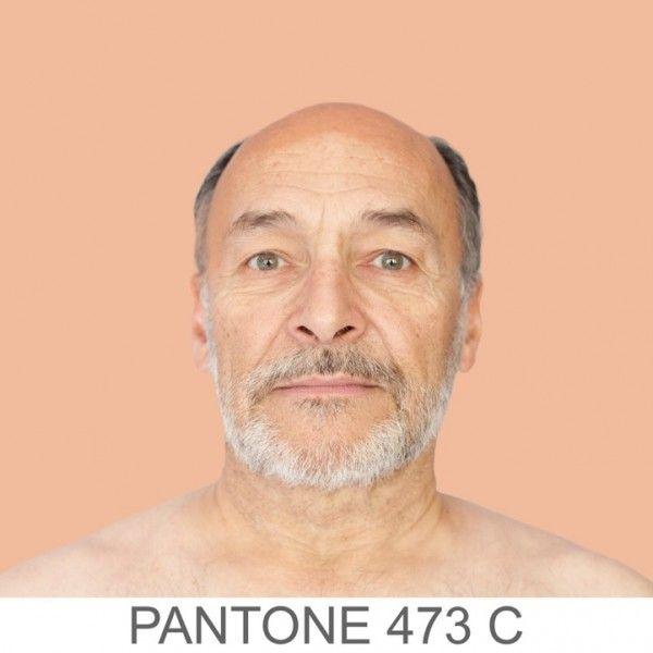Human Pantone by Angelica Dass