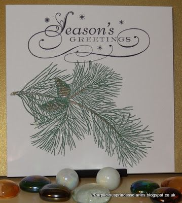 12 Days of Christmas Cards entry by KathyK
