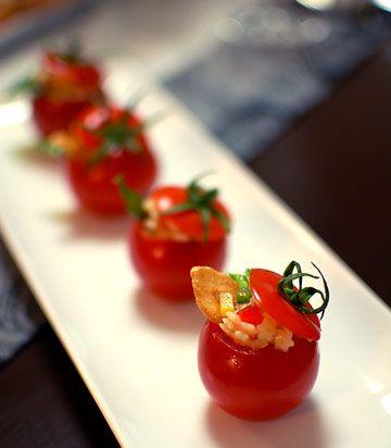 ミディトマトのひとくちミニサラダ♪| 前菜 | フランス料理のレシピ | フランス料理総合サイト【フェリスィム】〜フレンチでライフスタイルをもっと素敵に♪〜