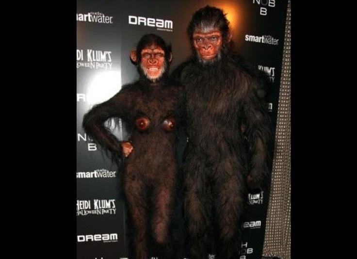 Celebrities In Halloween Fancy Dress
