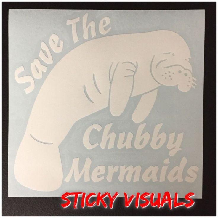 Best Auto Window Custom Vinyl Decals Stickers Images On - Mermaid custom vinyl decals for car
