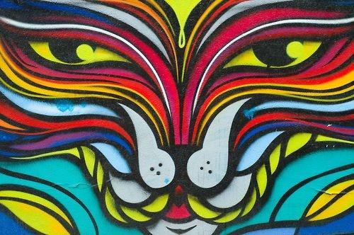 Grafiiti Cat