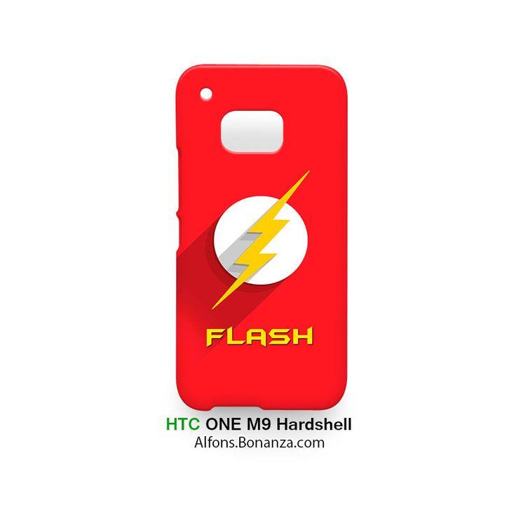 Flash Superhero HTC One M9 Hardshell