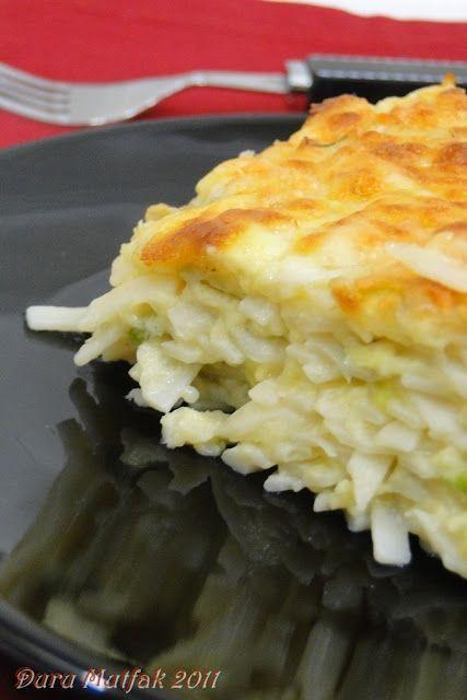 Duru Mutfak - Pratik Resimli Yemek Tarifleri: Kabaklı Erişte Böreği