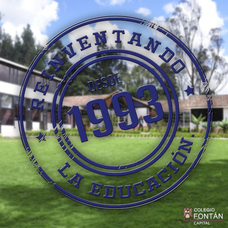 En 1993 nace el Sistema de Educación Relacional S.E.R. Un sistema de aprendizaje que transforma la vida de cada estudiante.