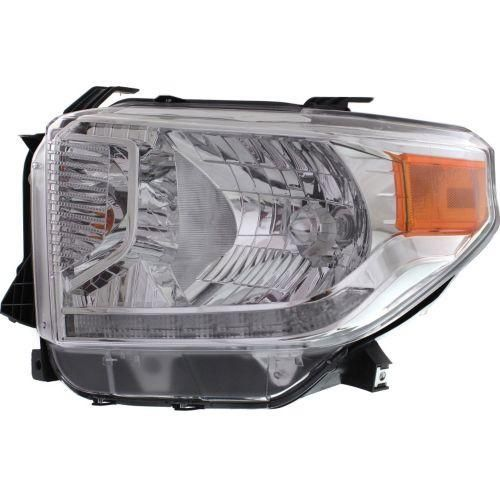 2014-2016 Toyota Tundra Head Light LH, Assembly, Platinum