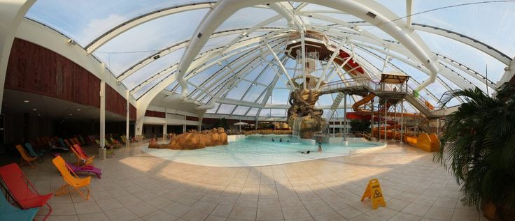 Eines der größten Freizeit- und Erlebnisbäder in #Belgien ist das #Walibi #Aqualibi Wavre. Wir waren dort und haben uns das Bad mal ganz genau angesehen. http://lnk.al/3EYb