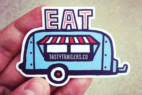 TastyTrailers sticker