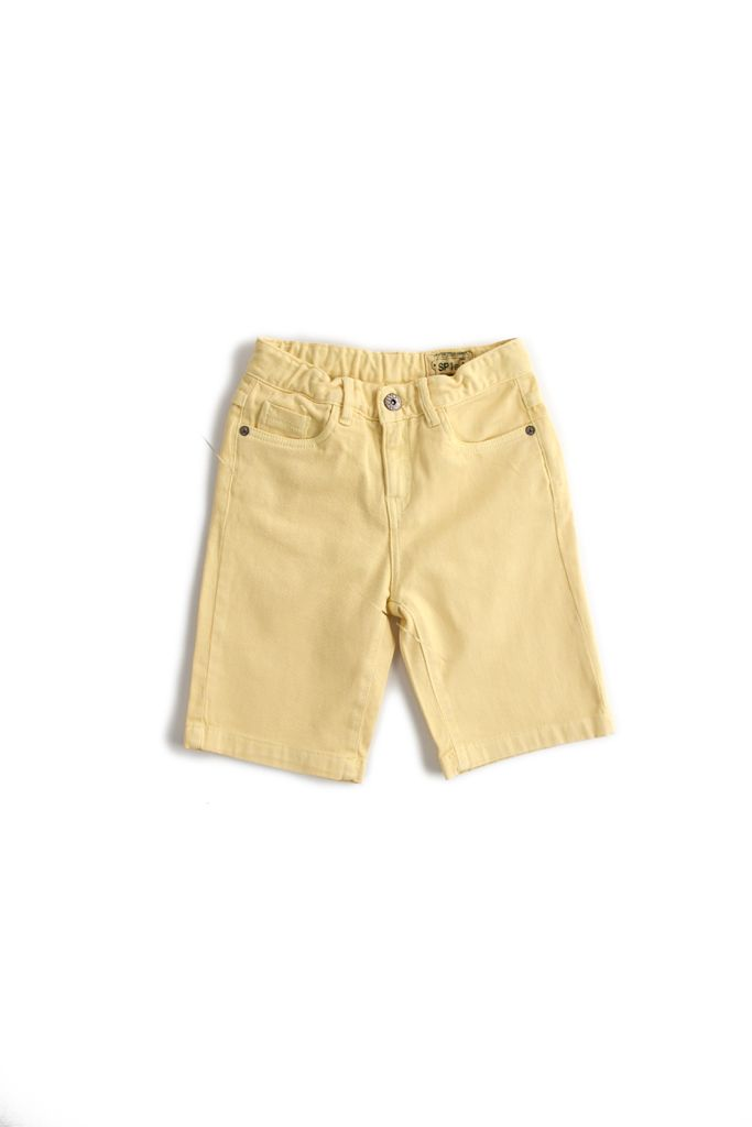 chino short SP1NE 3130715 lime