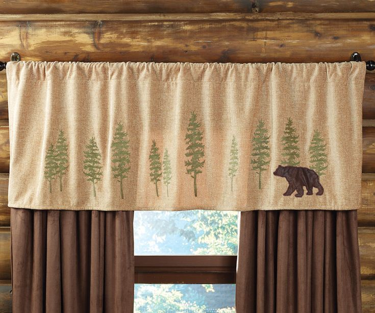 17 best RUSTIC window treatments images on Pinterest