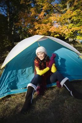 """""""Places to Go Camping in Georgia"""" via USAToday."""