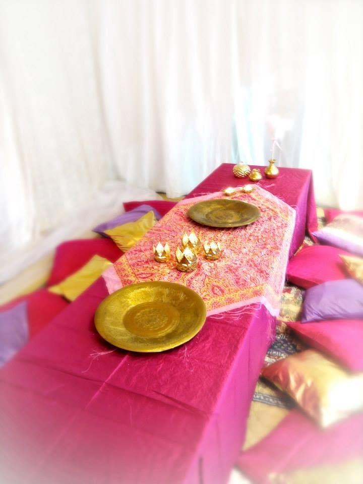 1001 natt, Dekor, Bursdag, Rosa , pink,gull,gold, diy room decor , Arrangøren, DIY,party