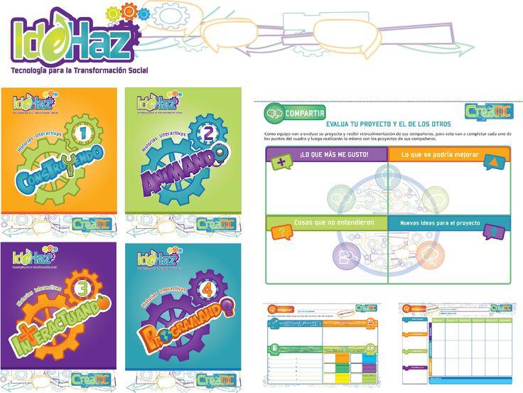 Diseño y diagramación de cartillas educativas