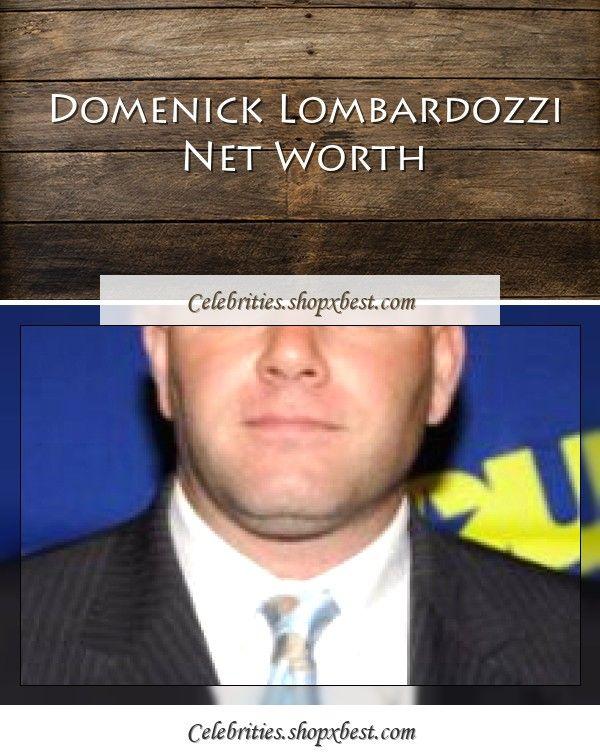 Domenick Lombardozzi Net Worth Domenick Lombardozzidomenick