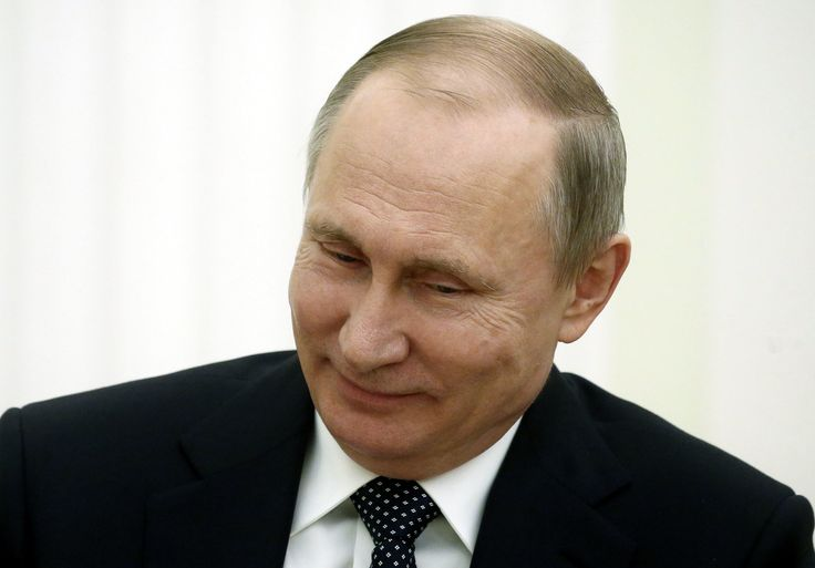 """Don't say Russian President Vladimir Putin doesn't have a sense of humor. For April Fools' Day, the Russian Foreign Ministry put out an """"official joke"""" - a video of a proposed voice-mail message for its embassy answering machines. In the clip, recorded in Russian and English, an automated recording tells callers to press 1 for """"a call from a Russian diplomat to your political opponent."""" You can press 2 """"to use the services of Russian hackers,"""" or 3 """"to request election interference.""""…"""