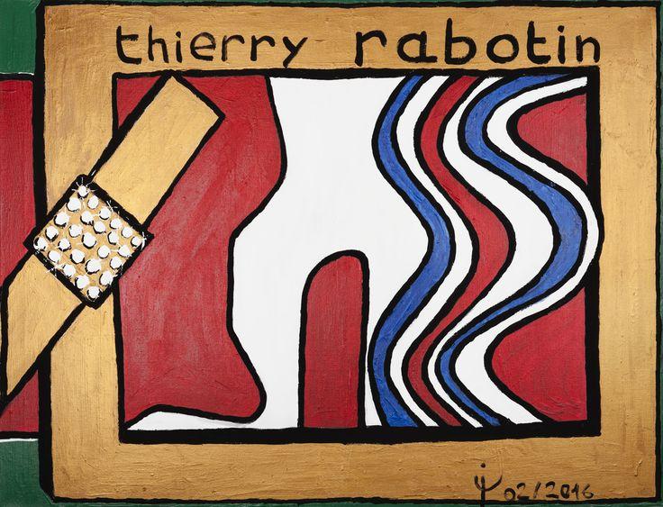 Thierry Rabotin - 2016