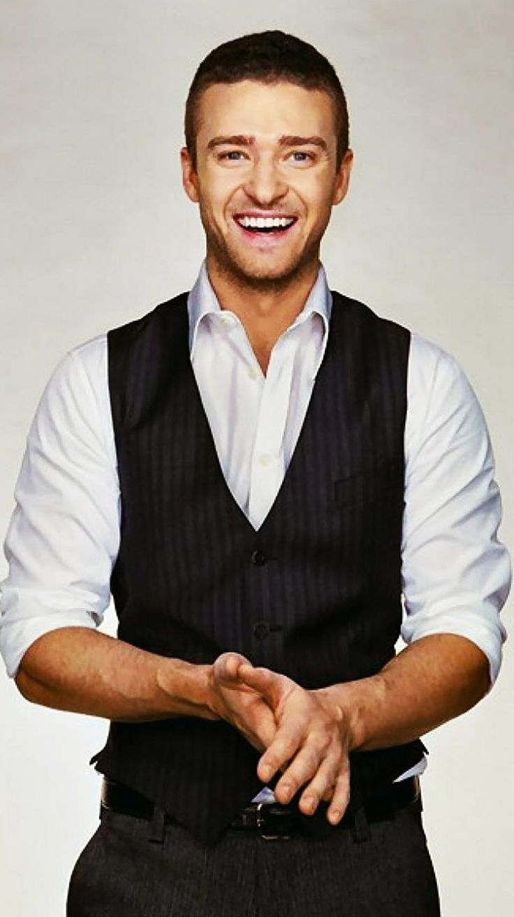 Justin Timberlake @Sabrena Burnett Lozo