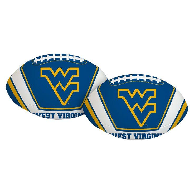 NCAA West Virginia Mountaineers Softee Football