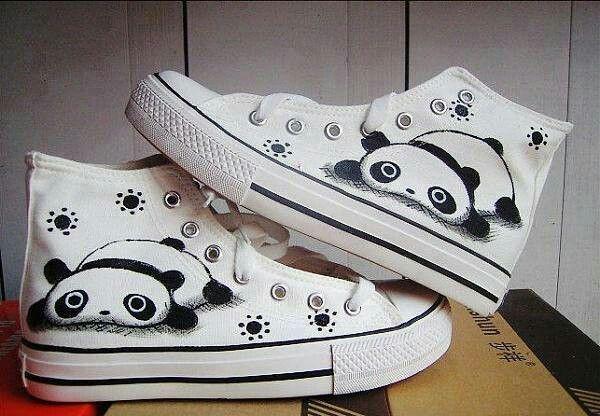 Cute Pandas Shoes Pinterest Shoes Pandas And Cute Panda