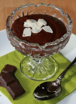 Hasty Chocolate Microwave Pudding. This is a hit with my family!! Love ...