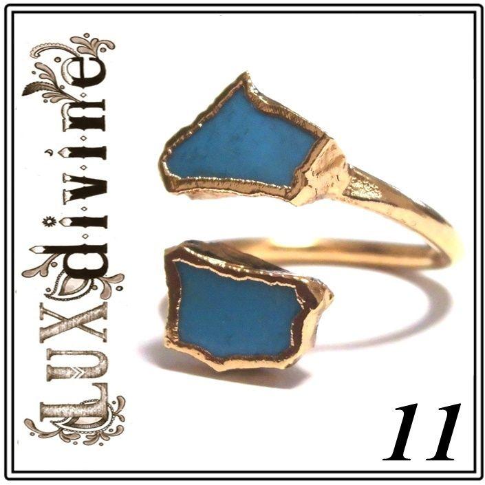 Luxdivine ターコイズ 指輪 天然石 プロポーズ 指輪 誕生石 かわいい 店 レトワールの画像 | セレクトショップレトワールボーテ L'Etoilebeuate 海外 …