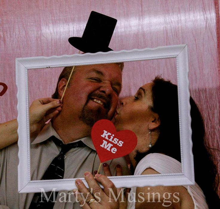 25th wedding anniversary party ideas from Marty's Musings
