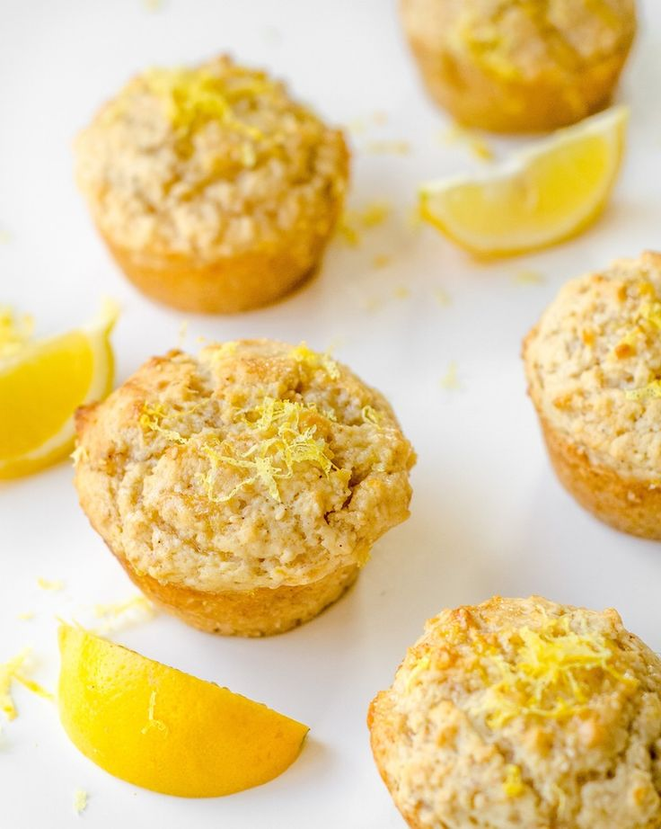 Recipe: The Most Lemony of Lemon Muffins — Breakfast Recipes from The Kitchn
