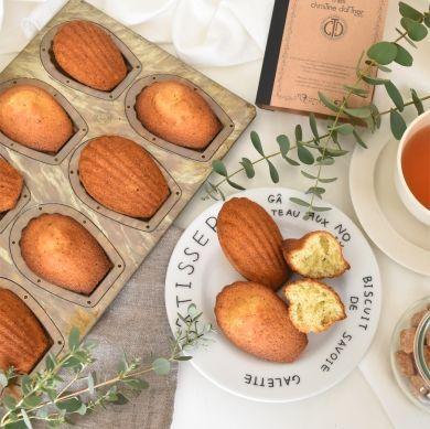 「紅茶のマドレーヌ」はつみ   お菓子・パンのレシピや作り方【corecle*コレクル】