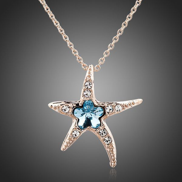 SPECIAL OFFER & FREE SHIPPING An starfish necklace that you can carry everywhere you go, while at the same time you display your support and love for this unique animal. - This is perfect for you, or
