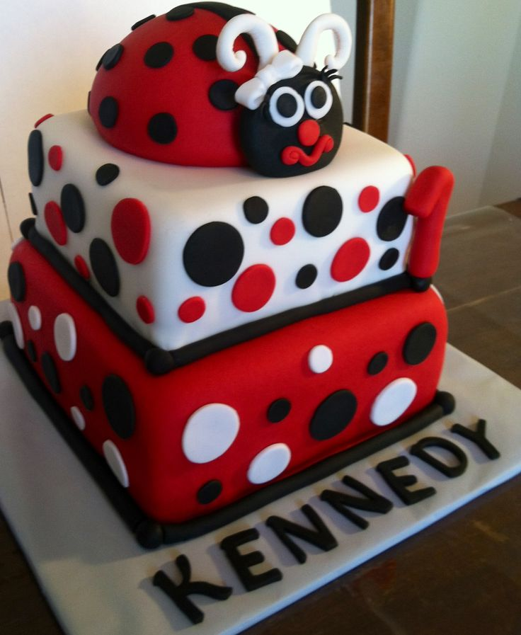 Family Food And Fun First Birthday Cake: 1000+ Ideas About Bug Birthday Cakes On Pinterest