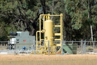 #Fracking banned for five years by Tasmanian Government Coal seam gas well Tasmania will extend its moratorium on fracking for five years to protect its premium produce reputation. ((AAP Image/Dan Peled))