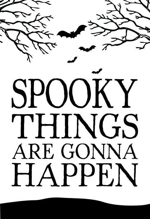 spooky halloween poster hellobrielle halloween halloween