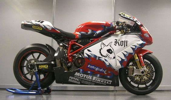 Haga Koji Ducati 999R