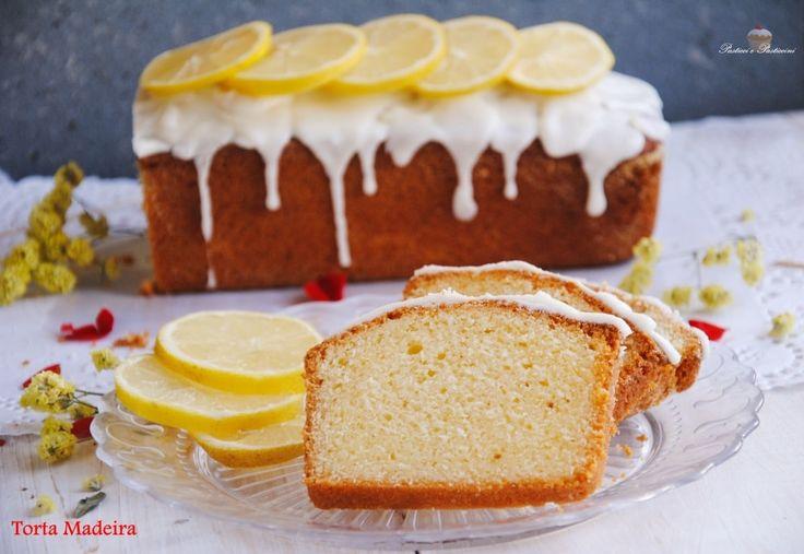 La Torta Madeira è un dolce molto buono, umido e profumato, adatto ad essere gustato sia a colazione, che a merenda.