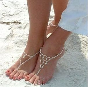 Shoes?? Nope! Feel The Sand Between Your Toes! #loveshackvacations.  Barefoot WeddingBarefoot BeachBeach SandalsBeach ...