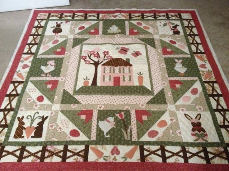18 best Border Ideas For Panel Quilts images on Pinterest | Baby ... : ideas for quilt borders - Adamdwight.com